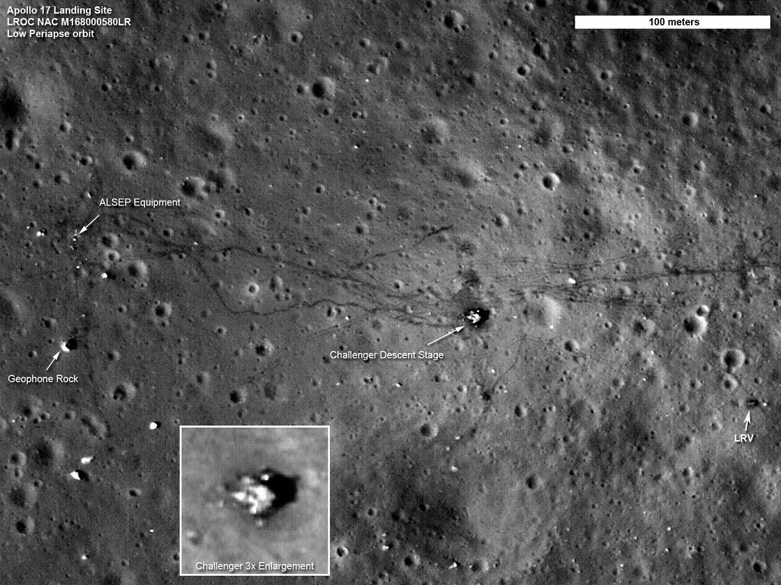 astronauts find structures on moon - photo #39