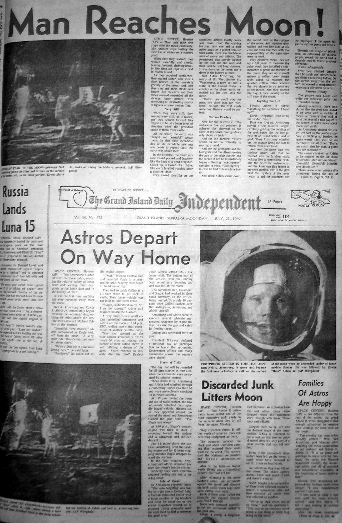 the controversy over the moon landing by apollo 11 in 1969 The video of the very first moon landing of the apollo 11 mission in 1969 neil armstrong was the first man to set foot on the moon with his now legenday wor.