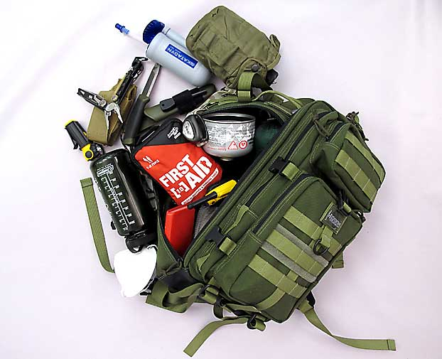 Here Are The 7 Basic Types Of Gear You Will Need For Your Bug Out Bag