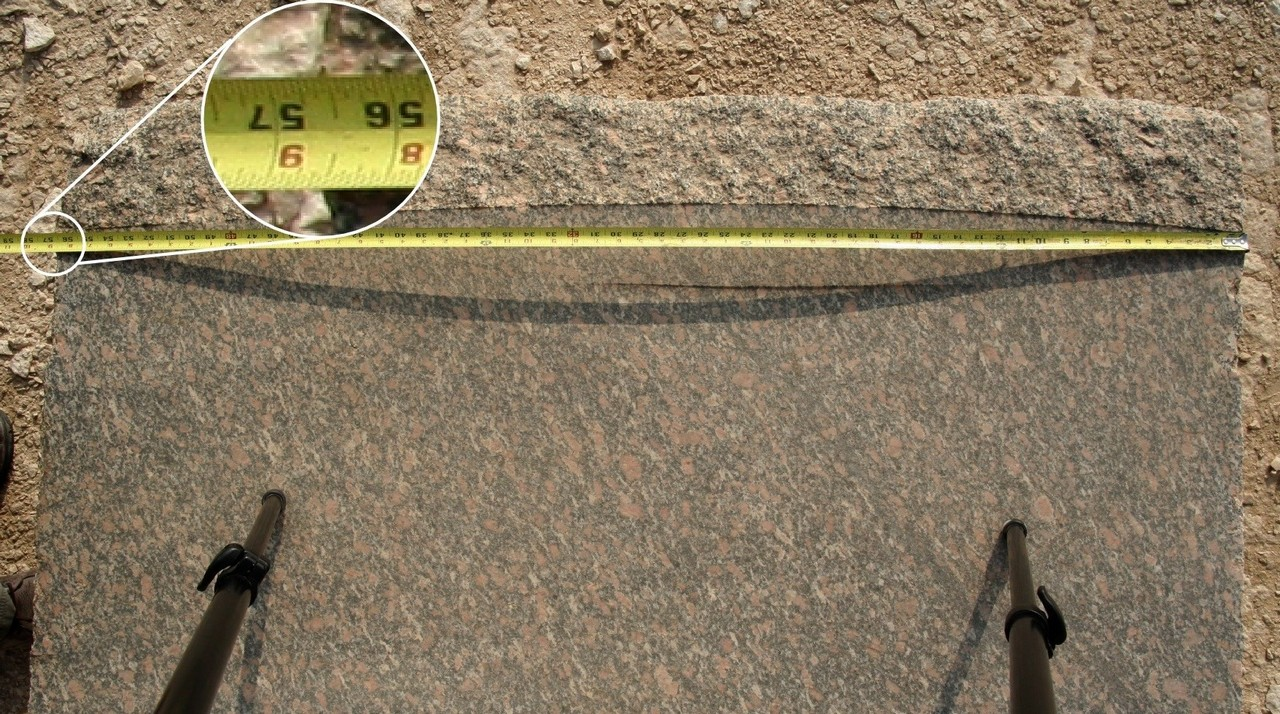 Mystery of the Lost 35 Foot Granite Disc-Cutter Used in Ancient ...