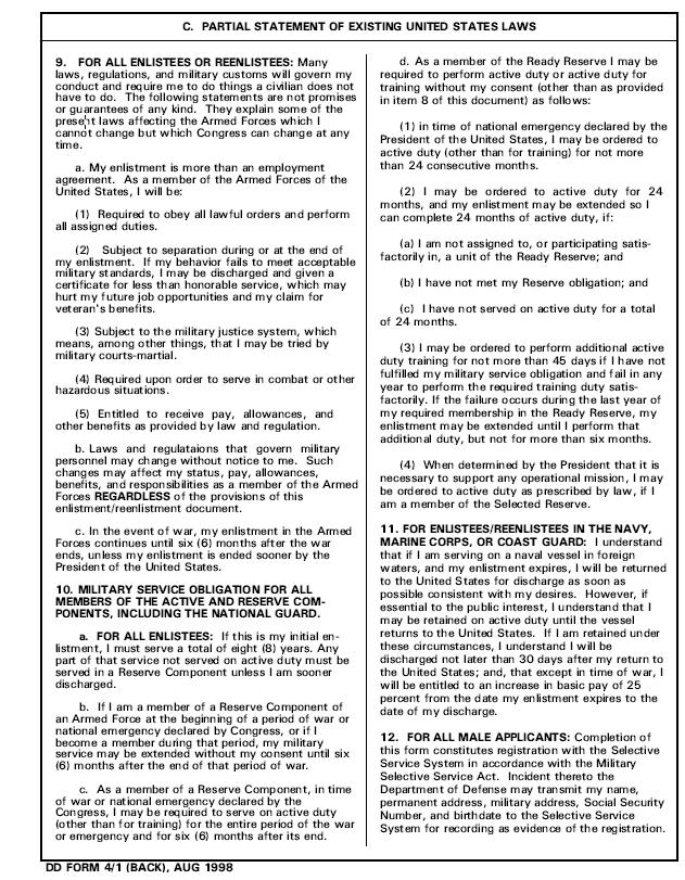 articles for your ucmj