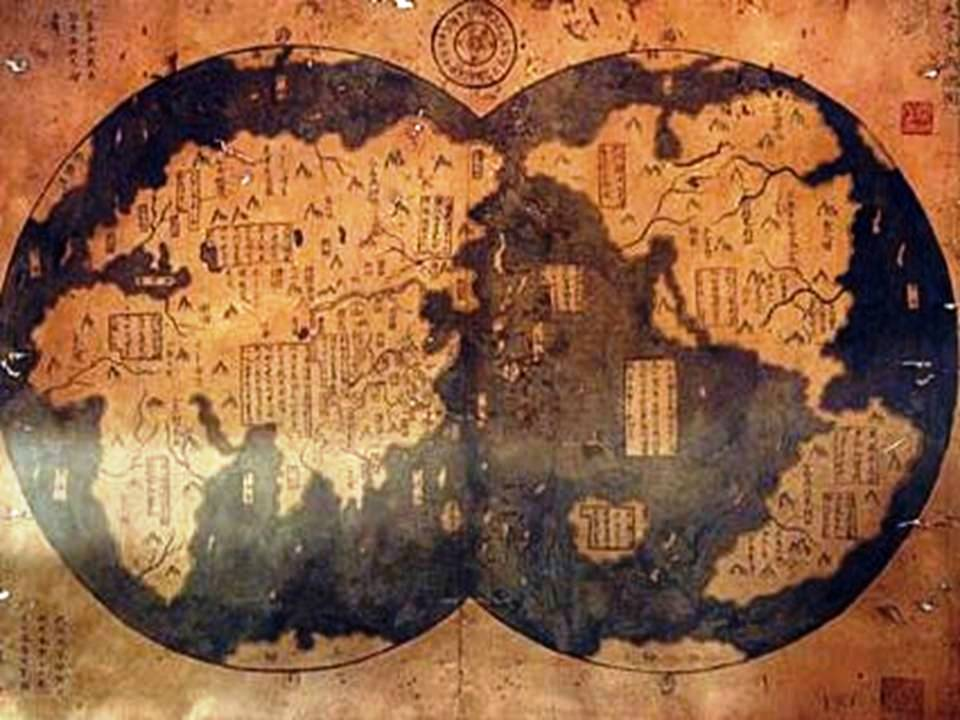 4000yo ancient asian maps of entire planet page 1 gumiabroncs Image collections