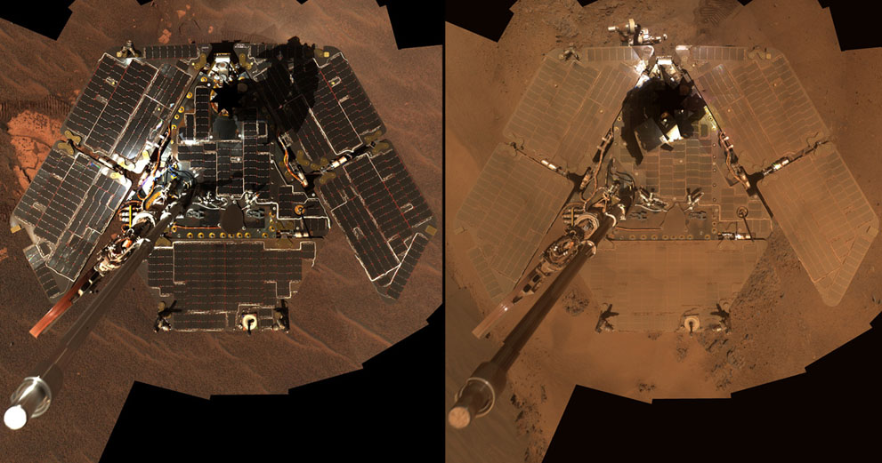 mars rover cleaning event - photo #39