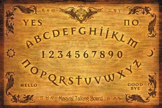 Have You Ever Had A Strange Experience With A Ouija Board Page 1