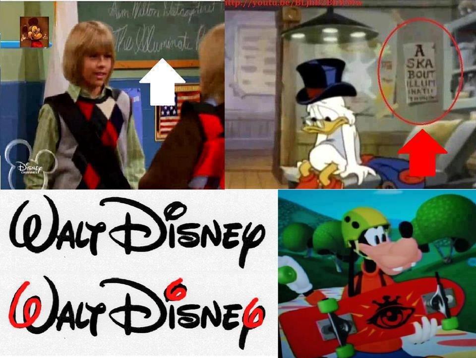 illuminati hidden messages in disney movies - photo #3