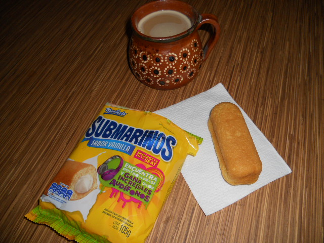 Mexican twinkie