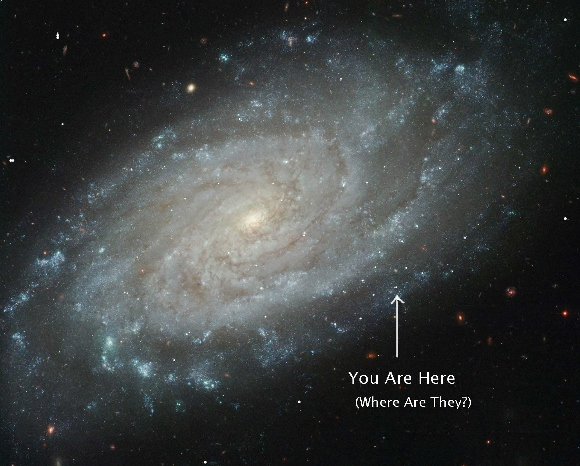 you are here milky way galaxy - photo #6
