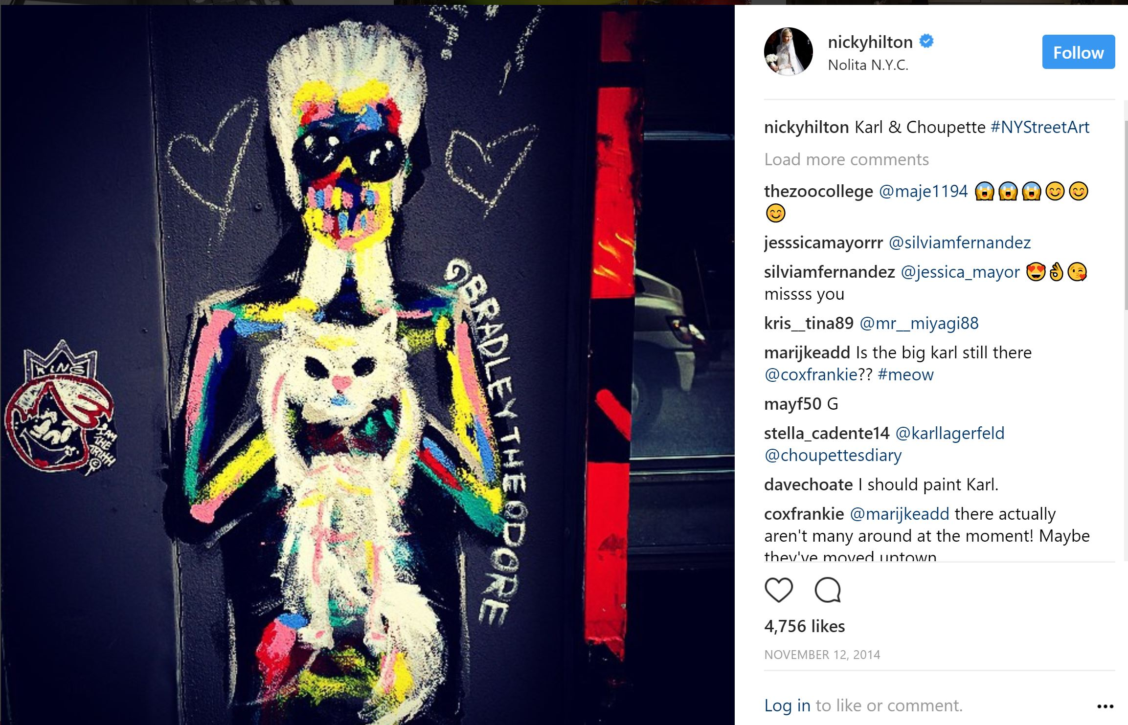 Nicky Hilton Rothschild and MKUltra, page 1