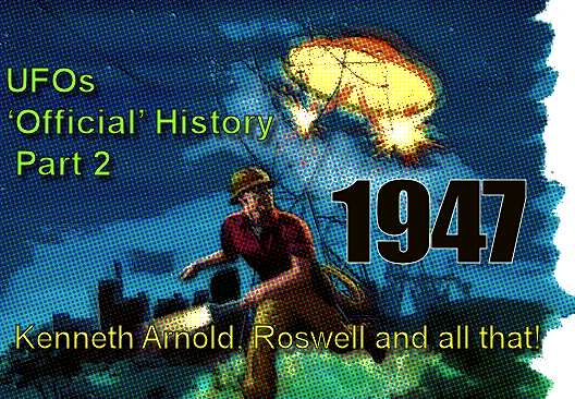 a history of the roswell ufo sighting in 1947 Funny, you don't really hear much about ufo sightings anymore  course, the  autopsies of the roswell aliens taking place underground  perhaps the most  notable ufo crash in american history came on june 14, 1947.