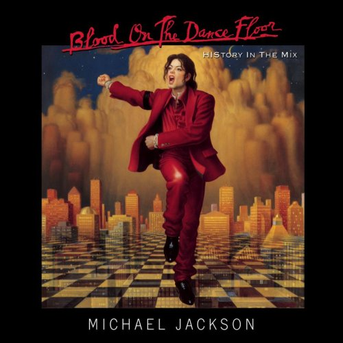 Michael Jackson Blood 