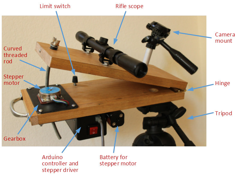 Astrophotography Tripods Vs Motorized Mounts Page 1