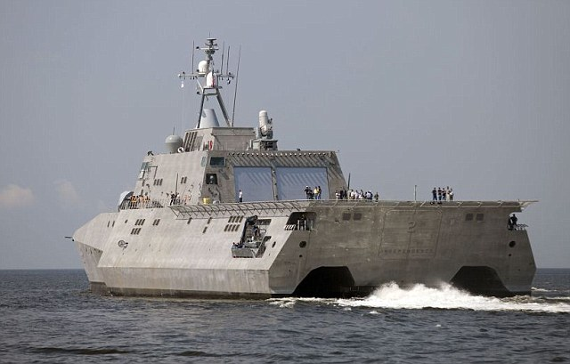 Planned stealth destroyer could underpin us navy s china strategy