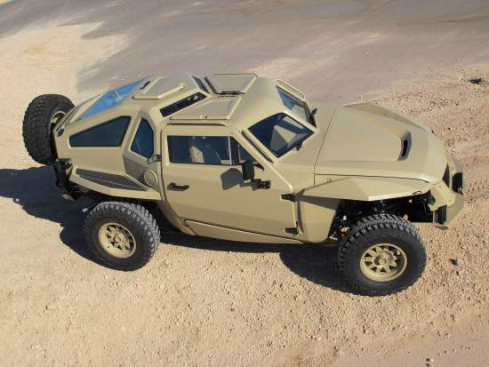 Humvee Replacement Could Be Based On Vehicle Seen In Transformers ...