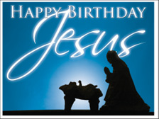 Happy Birthday Jesus You Are The Reason For The Season Pagan