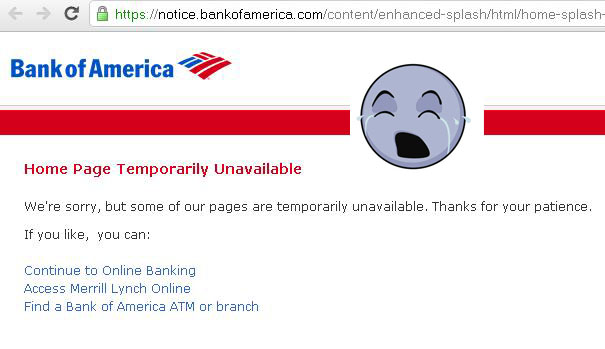 should bank of america refuse to Until government regulations change banks will continue their caution.