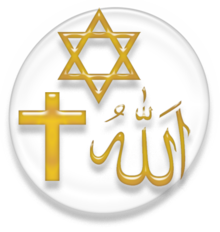 If All Top Religions Judaism Christianity And Islam Are - Top 3 religions