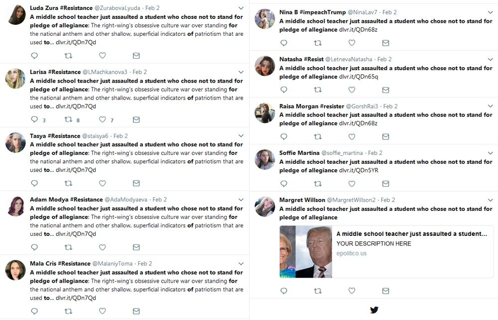 Democrat Supporter Group Is Using Twitter Bots To Promote