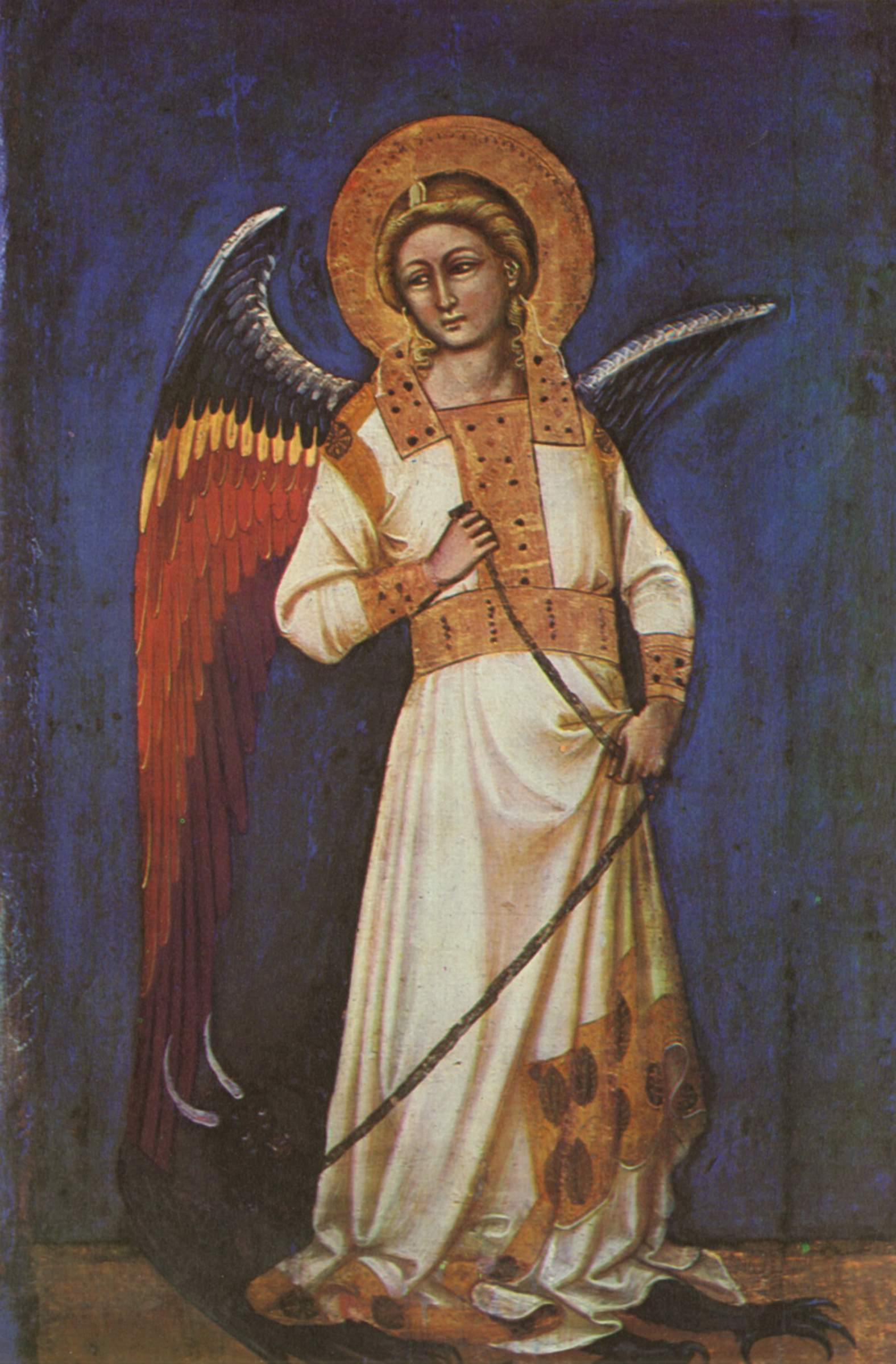 Angels and Demons as depicted in paintings the last 900 ...