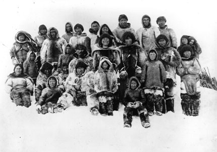 an overview of the life and culture of the inuit people in the arctic areas