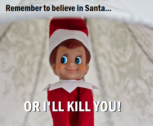 kq50d674f7 the elf on a shelf bringing holiday trauma to a home near you, page 2