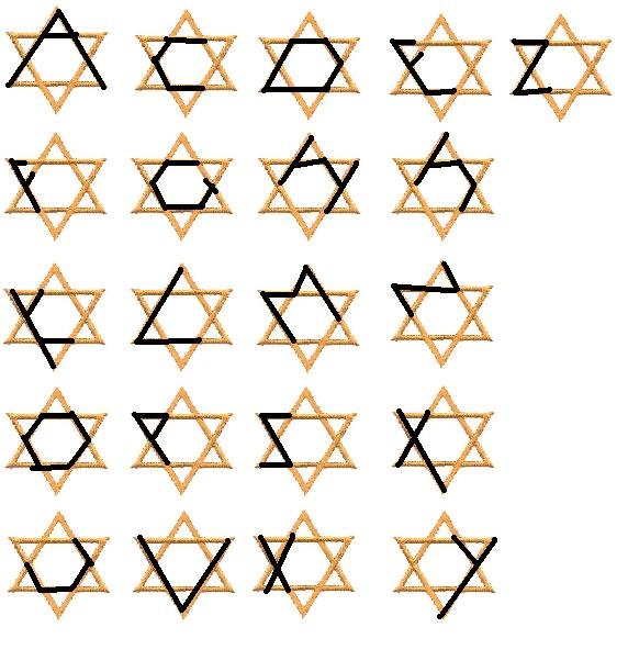 How Many Letters Are In The Jewish Alphabet