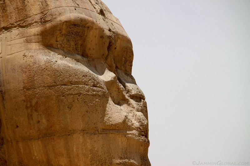 Sphinx carbon dating