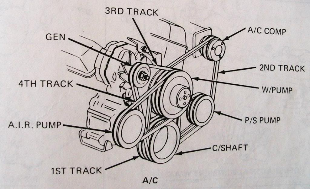 pontiac serpentine belt diagram with Pg1 on 2001 Chevy Suburban Wiring Diagram besides Serpentine Belt Diagram 2005 Honda Cr V 4 Cylinder 24 Liter Engine With Air Conditioner 04599 additionally 1988 Jeep Wrangler 4 2L Engine Large likewise Watch furthermore Watch.