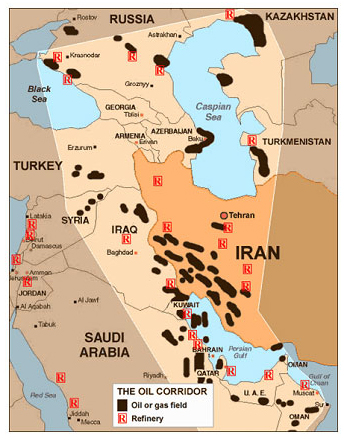 Islamic State (QSIS) - Just PURE MAPS & FACTS, NO OPINIONS ...