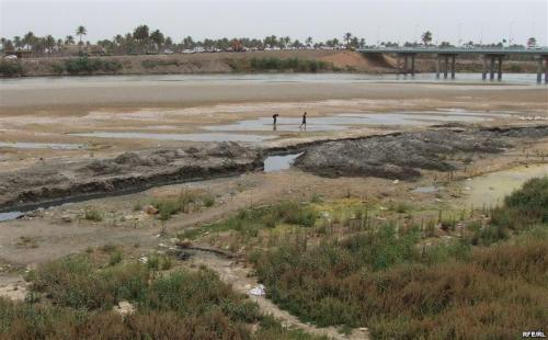 Euphrates River Drying Up An error occurred