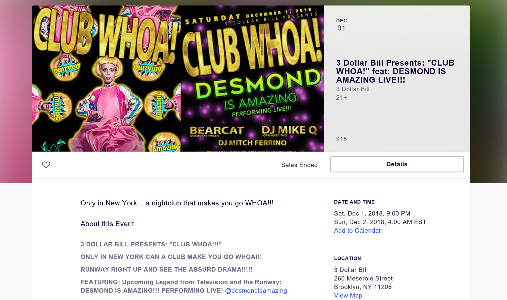 Not absolutely the web nyc gay club accept