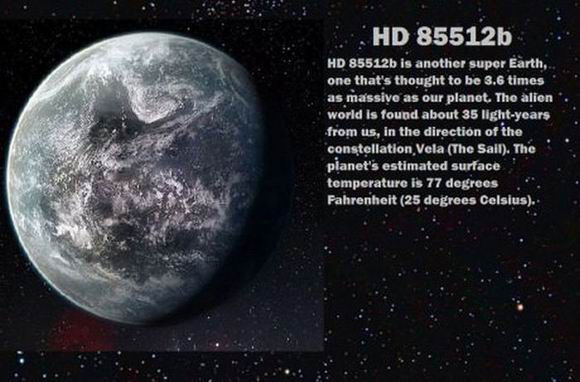 The Top 5 Potentially Habitable Alien Planets, page 1