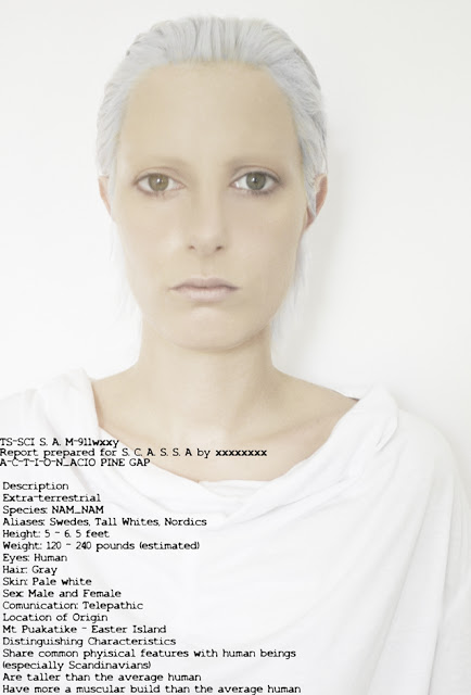 Tall White Alien Female Photo Page 1