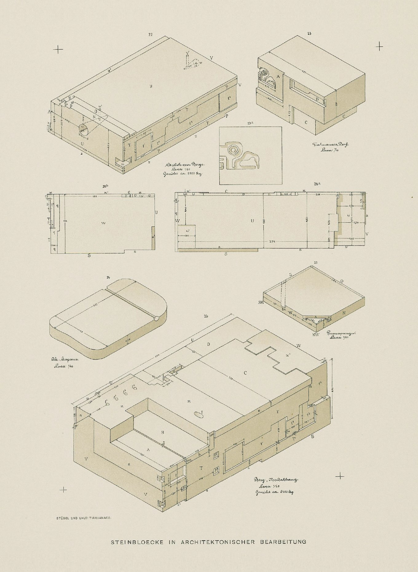A New Look At Puma Punku And The H Block Mystery Page 1 5 Diagram Entire Pdf Can Be Donwloaded Here Via Download Button In Two Versions 48mb Or 176mb Large File Size Is Due To Many Drawings Included