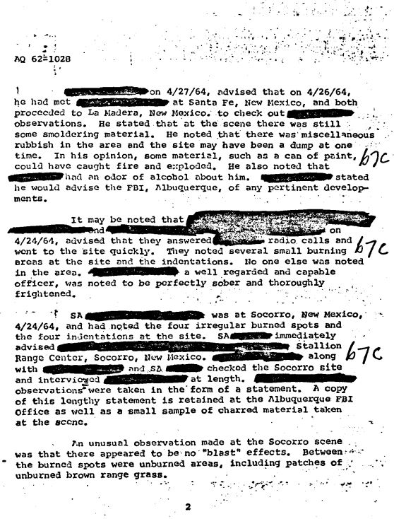 FBI discs recovered Air Force greatly concerned at a – Sample Case File