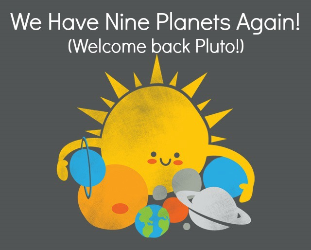 Is Pluto still called a planet?