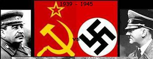 Image result for nazi and communist