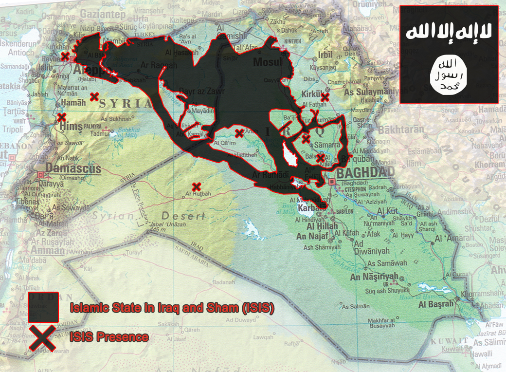 islamic state of iraq and levant pdf