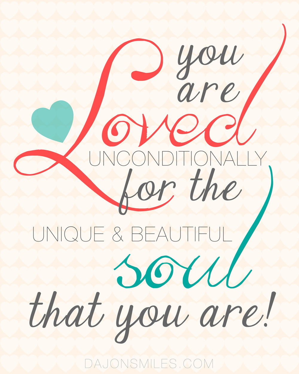 You Are Loved Quotes: Happy Birthday Jacy!, Page 1