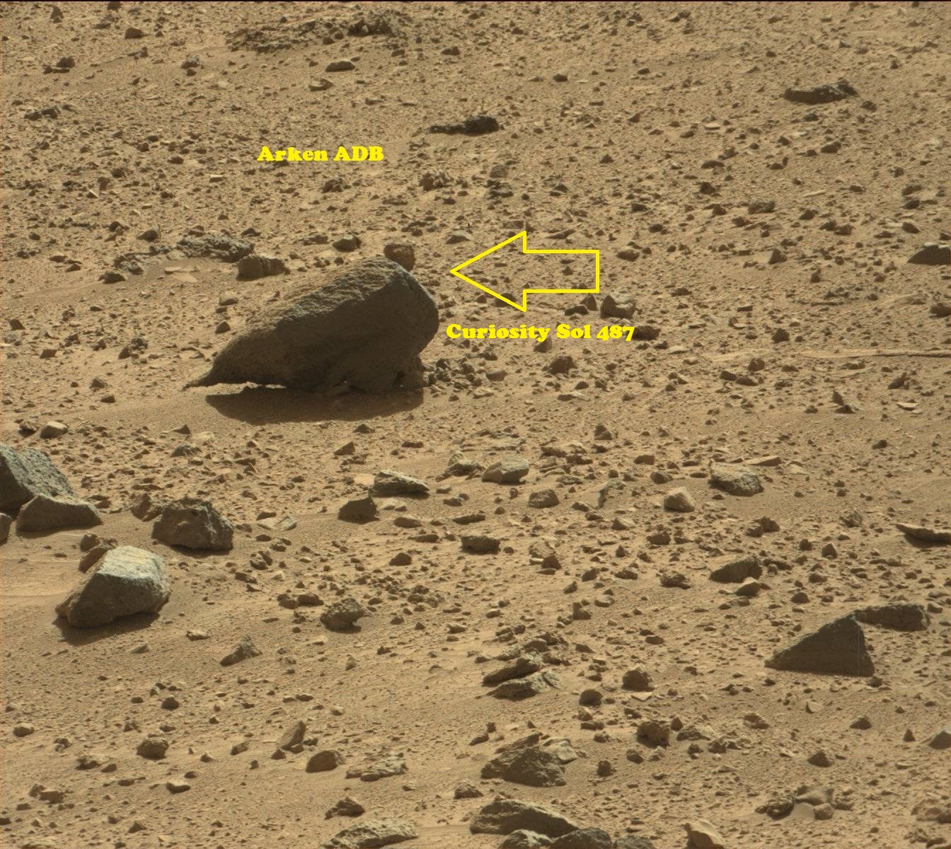 Something (Curiosity Rover) has moved on Mars!, page 1