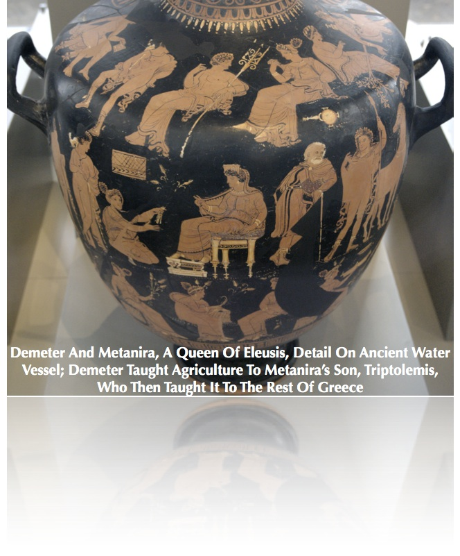 Cult Mystery Of Ancient Rome and Greece (The Eleusinian ...
