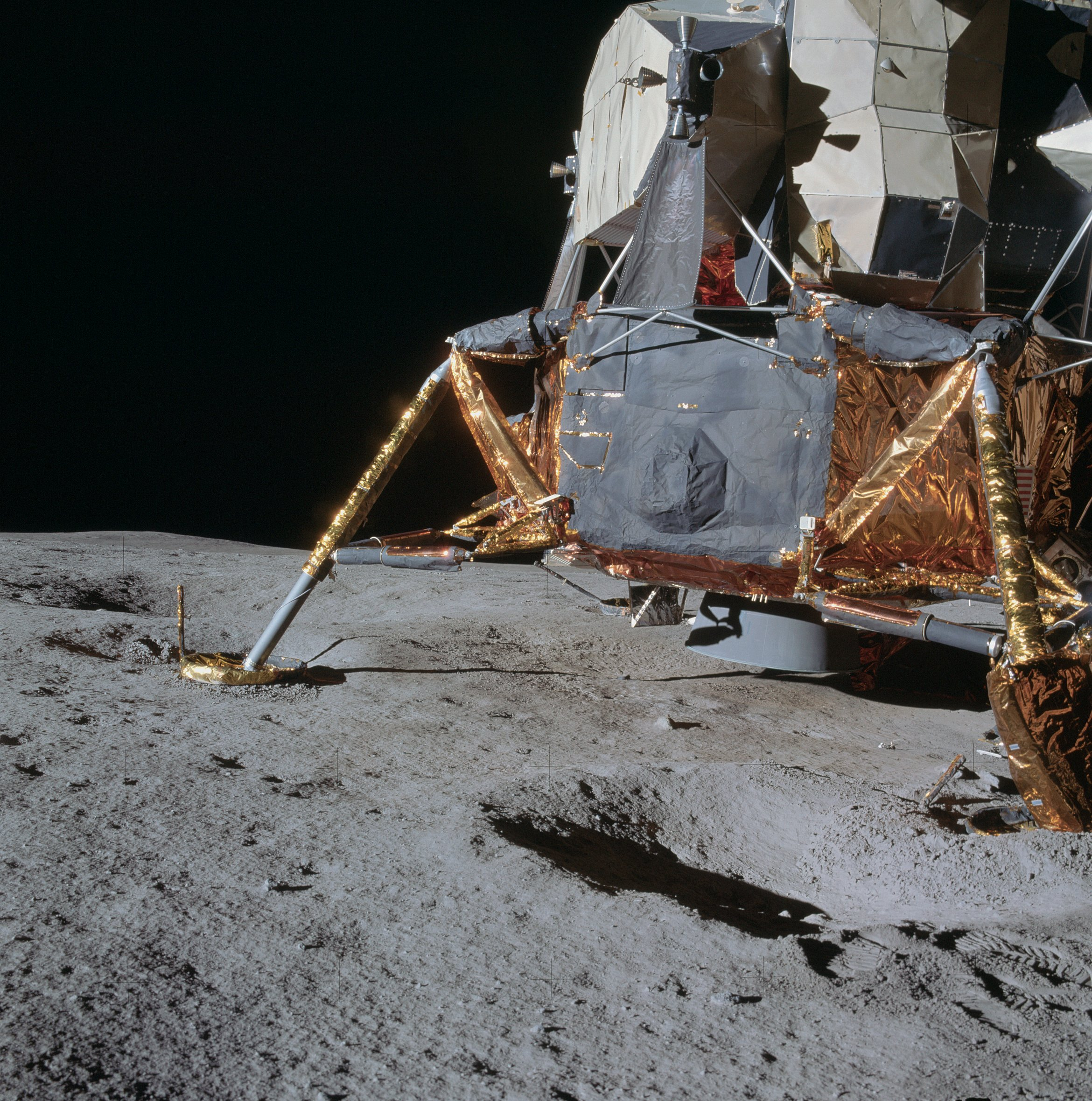 apollo 14 lunar module - photo #7