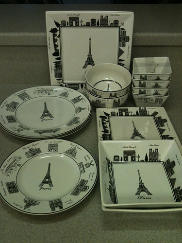 Interesting Eiffel Tower Dinnerware Gallery - Best Image Engine ... Interesting Eiffel Tower Dinnerware Gallery Best Image Engine : eiffel tower dinnerware - pezcame.com