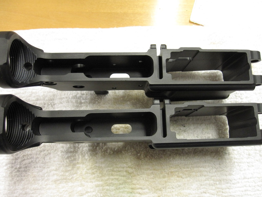 Ak 47 80 receiver - An 80 Lower Receiver Paper Weight