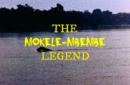 The Mokele-mbembe Legend , page 1