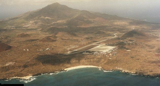 The Intriguing Ascension Island Page 1