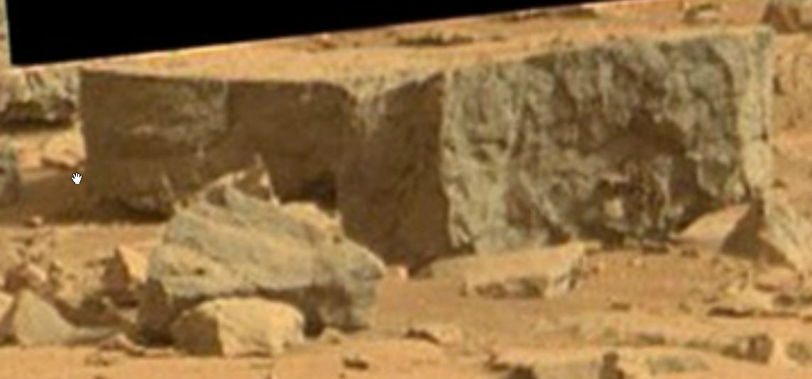 The quot pakal king portrait in curiosity sol most