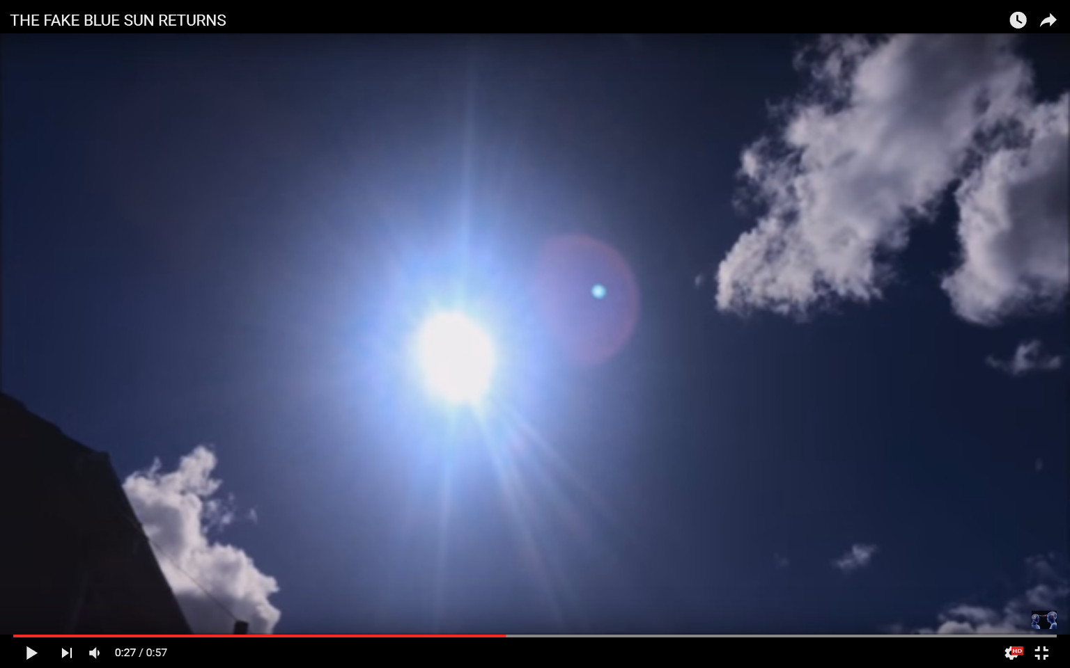 NASA artificial sun is real (pic of them doing it) blue ...