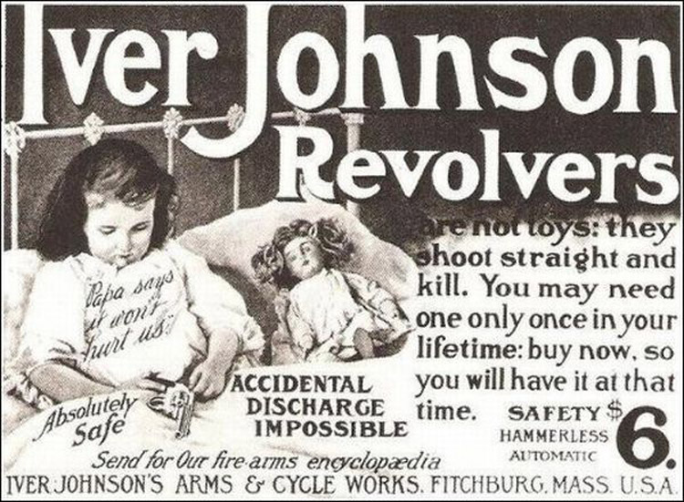 35 Bizarre (and offensive) Vintage Ads, page 1