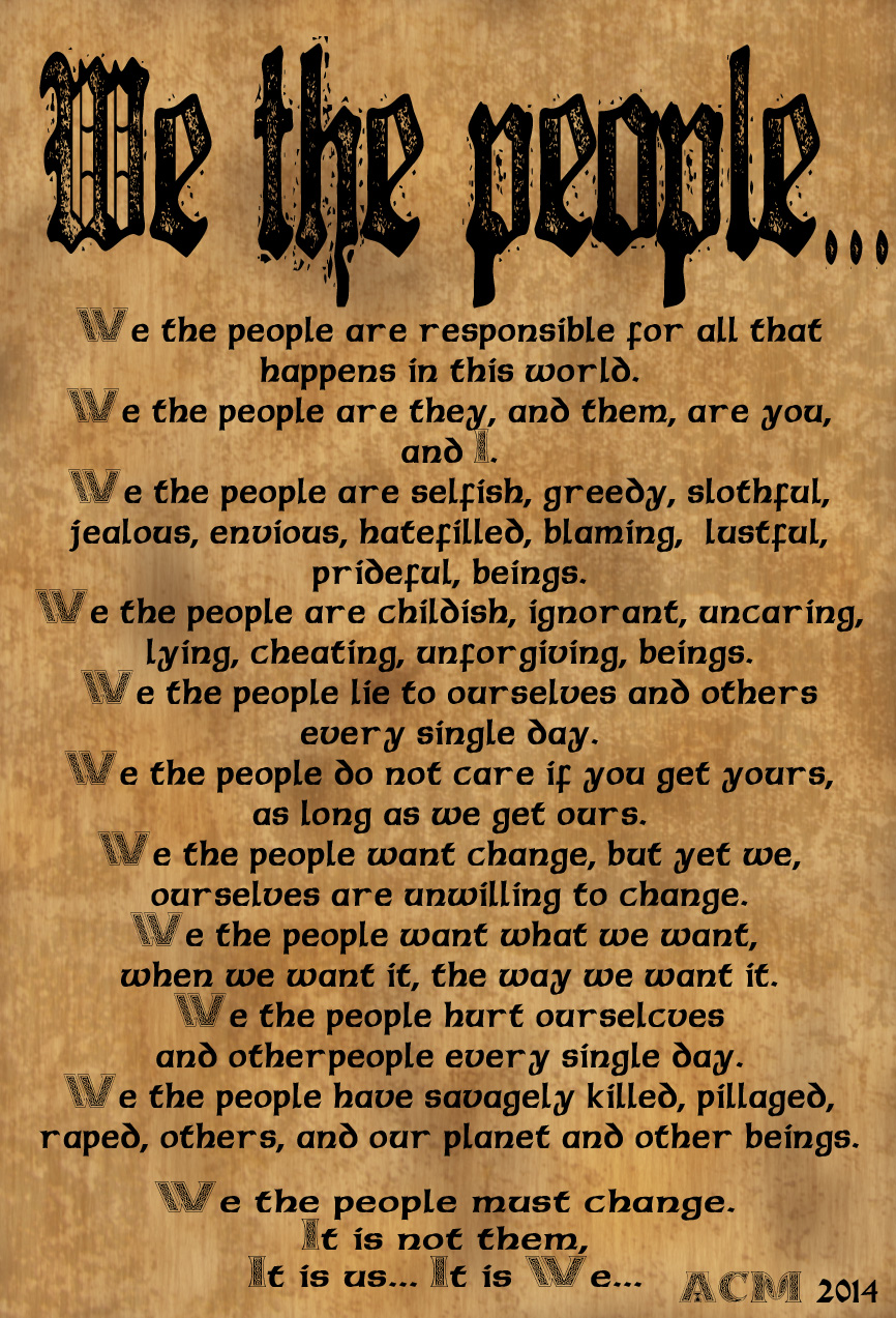 we the people page 1