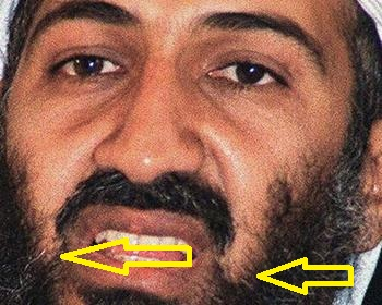 obama bin laden photo op